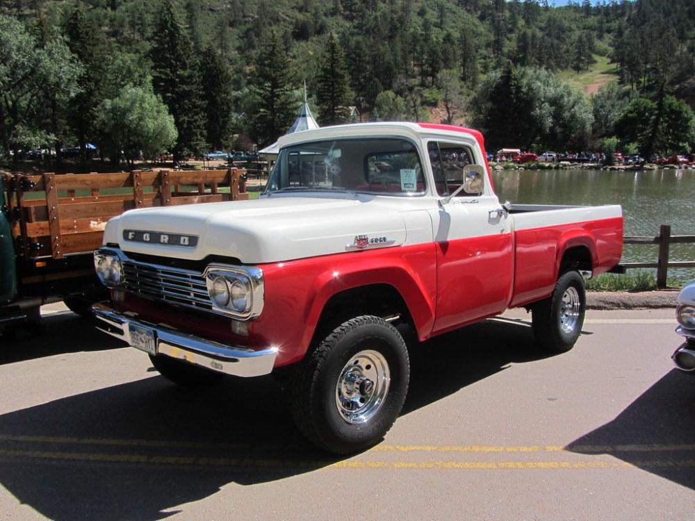 medium resolution of 1959 ford f 100 hugo 90 tags greenmountainfalls colorado thinaircarshow auto