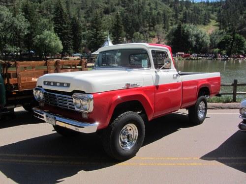 small resolution of 1959 ford f 100 hugo 90 tags greenmountainfalls colorado thinaircarshow auto