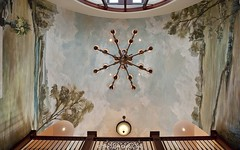 European Home by Dan Sater ceiling mural