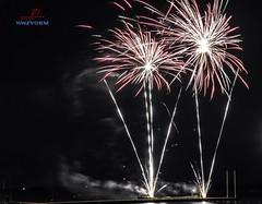 Vuurwerk Spakenburg Bevrijdingsdag 2015