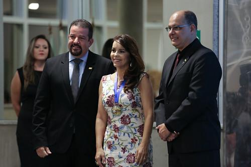 Clécia Rodrigues, pelo Colégio Joao Calvino