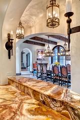 Almería Kitchen into dining area