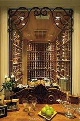 Pietra Mar ~ Wine Cellar  by Dan Sater