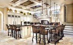 Villa Belle - Kitchen bar