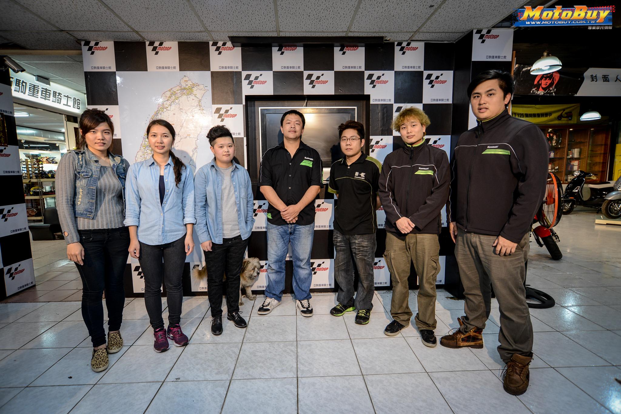[店家介紹] 展現自我騎士風格 ~ 亞駒重車騎士館 | MotoBuy