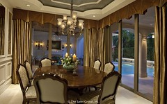 European Home by Dan Sater dining room