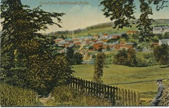 Stroud from Rodborough Fields
