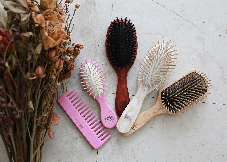 【美髮】好梳子為好髮質之本─tek手工梳 @ 露易絲♥夢遊仙境 :: 痞客邦