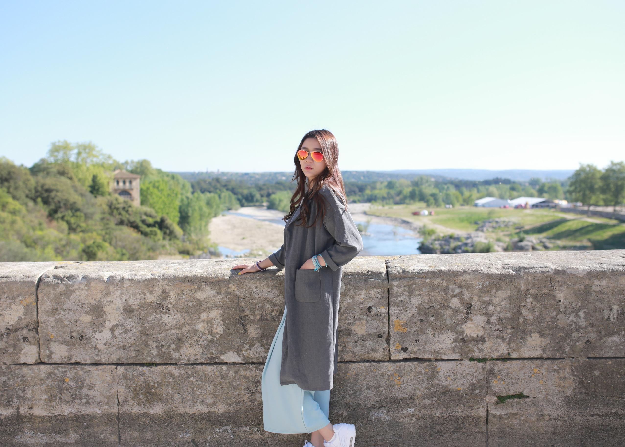 【穿搭】前往歐洲旅遊的洋蔥式穿著。重複穿搭‧下 @ 露易絲♥夢遊仙境 :: 痞客邦