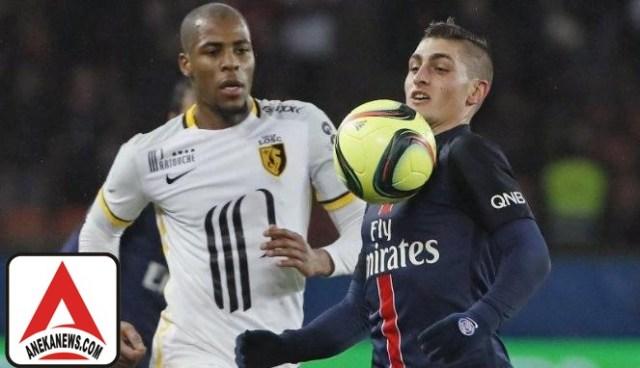 #Bola: Verratti Diklaim Tak Bahagia di PSG