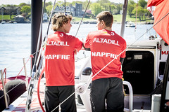 "MAPFRE EN LA VOLVO OCEAN RACE./ MAPFRE IN THE VOLVO OCEAN RACE. • <a style=""font-size:0.8em;"" href=""http://www.flickr.com/photos/67077205@N03/17067736133/"" target=""_blank"">View on Flickr</a>"