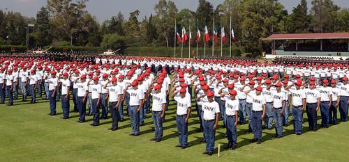 Imagen de la Presidencia de la República Mexicana