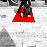 "Will you walk on the red carpet with me? #red #carpet #stockholm #walk #iphone5s #instamoment #instagram #filter #sun #sveavägen <a style=""margin-left:10px; font-size:0.8em;"" href=""http://www.flickr.com/photos/131645797@N05/17457446179/"" target=""_blank"">@flickr</a>"