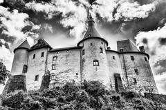 Clervaux Castle, Luxemburg
