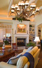 Seabrook - Great Room Fireplace