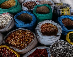 Markets, where the deals are. #theworldwalk #travel #peru