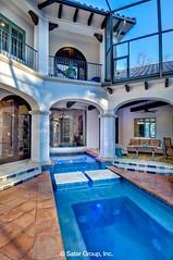 Almería pool loggia foyer