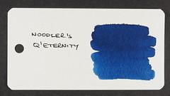 Noodler's Q'E-ternity - Word Card