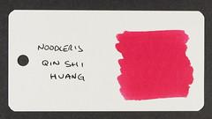 Noodler's Qin Shi Huang - Word Card
