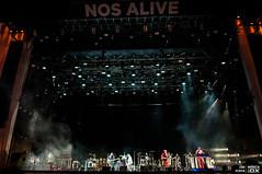 20160709 - Arcade Fire   Festival NOS Alive Dia 9 @ Passeio Marítimo de Algés
