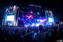 20160709 - M83   Festival NOS Alive Dia 9 @ Passeio Marítimo de Algés