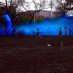"""I'm feeling kind of blue today. #thecolorrun #blue #tantolunden #stockholm #mystockholm #visitstockholm #run <a style=""""margin-left:10px; font-size:0.8em;"""" href=""""http://www.flickr.com/photos/131645797@N05/17386861043/"""" target=""""_blank"""">@flickr</a>"""
