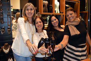 Zilma, Lelena, Joana e Sheila