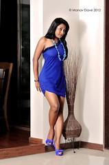 Mumbai Actress NIKITA GOKHALE Photos Set-2 (6)