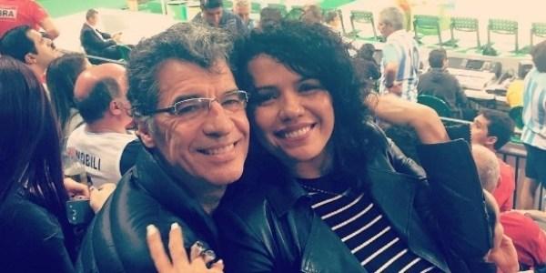 Paulo Betti está namorando a humorista Dadá Coelho