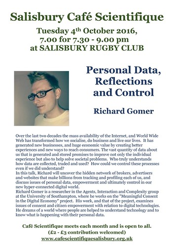 """2016.10 Poster for Richard Gomer • <a style=""""font-size:0.8em;"""" href=""""http://www.flickr.com/photos/56773095@N06/28369174073/"""" target=""""_blank"""">View on Flickr</a>"""