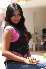 South Actress SANJJANAA Photos Set-4 (25)