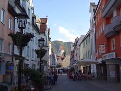 Fussen main street
