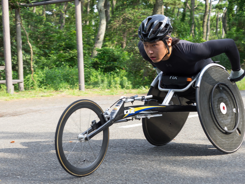 wheelchair marathon kneeling chair amazon the world 39s most recently posted photos of japan and