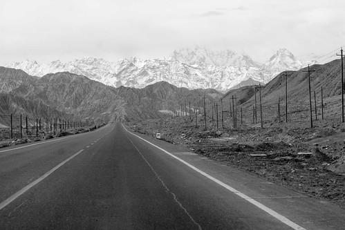 Karakoam Highway