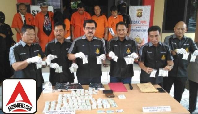 #Terkini: Polda Sumsel Bongkar Jaringan Narkoba di Rutan Pakjo