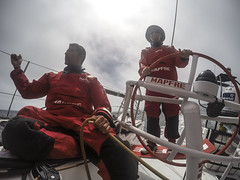 """Volvo Ocean Race 2014 - 15 Leg 7 to Lisbon • <a style=""""font-size:0.8em;"""" href=""""http://www.flickr.com/photos/67077205@N03/17811101460/"""" target=""""_blank"""">View on Flickr</a>"""