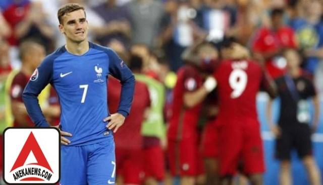 #Bola: Griezmann Meminta Prancis Lupakan Kegagalan di Piala Eropa