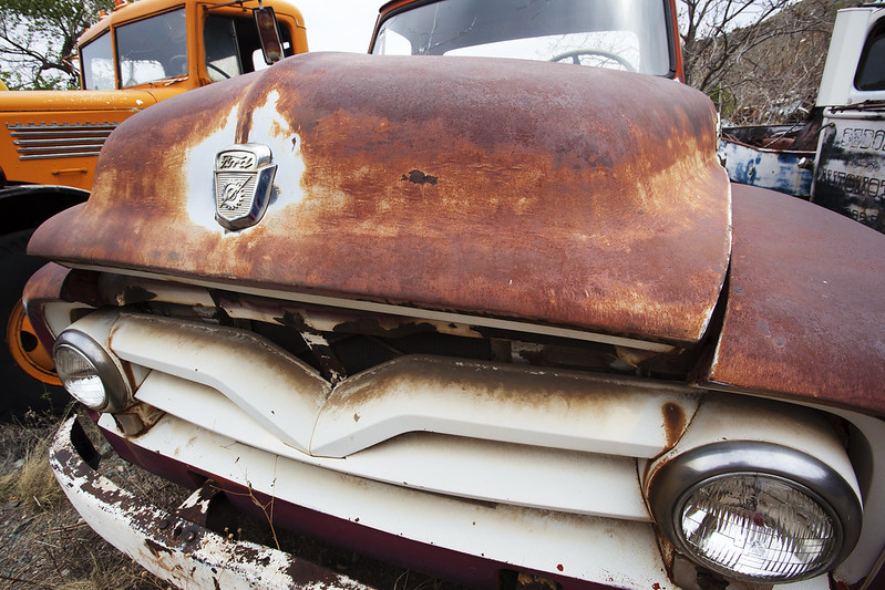 Rust = Beauty