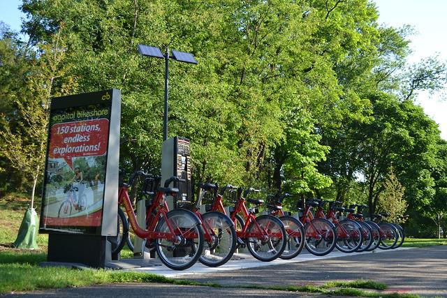 Capital Bike Share (Ballston)