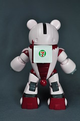 HG 144 7-Eleven BearGuy Gundam OOTB Unboxing Review (47)