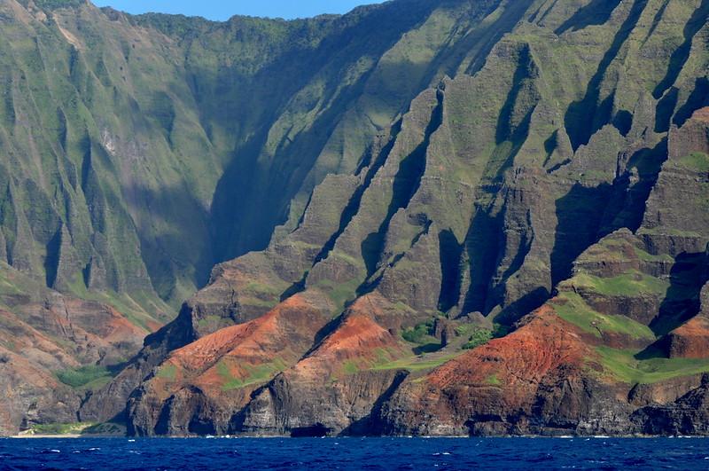 na'pali cliffs