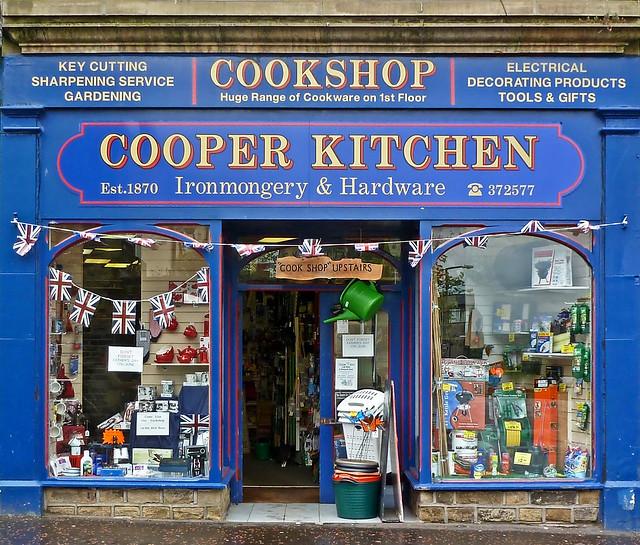 Cooper Kitchen Southgate Elland  Explore Tim Green aka