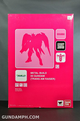 Metal Build Trans Am 00-Raiser - Tamashii Nation 2011 Limited Release (1)