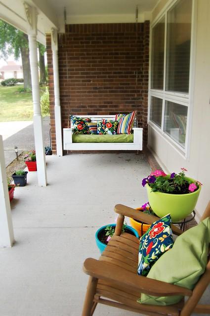 Porch Pillows
