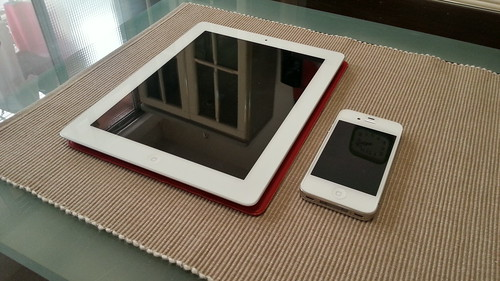 iPad3 & Iphone 4S