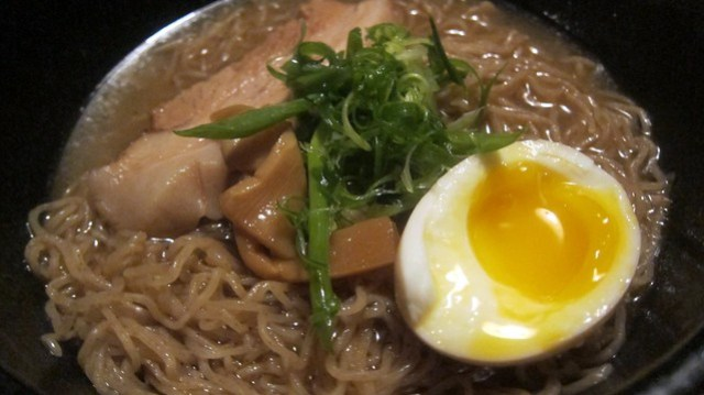 noodle porn from ivan ramen at baton supper series