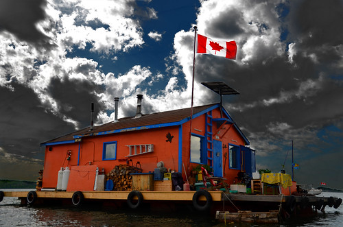 The true Canadian home by Jason Simpson