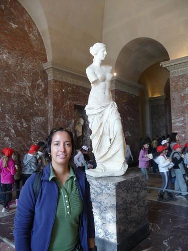 Afrodita, La Venus de Milo