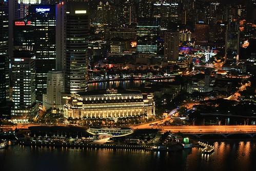 The Fullerton at Marina Bay, Singapore