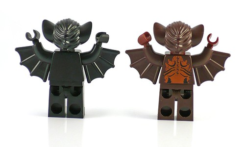 8833 Collectible Minifigures Series 8: ManBat